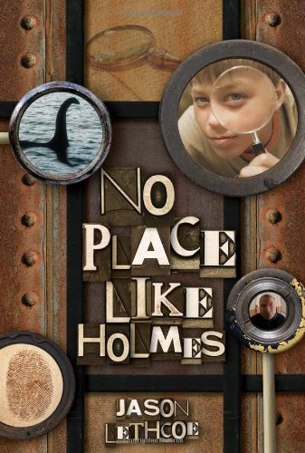 No Place Like Holmes   2011 9781400317219 Front Cover