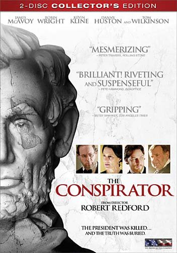 The Conspirator:  2011 9781400320219 Front Cover