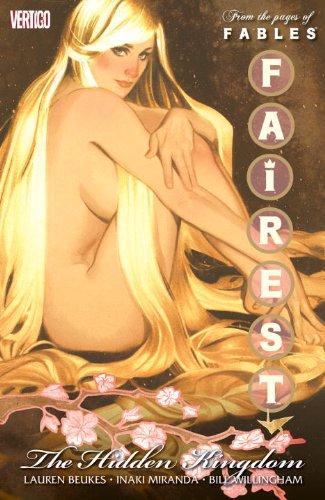 Fairest Vol. 2: Hidden Kingdom   2013 9781401240219 Front Cover