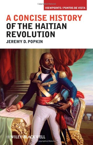 Concise History of the Haitian Revolution   2012 edition cover
