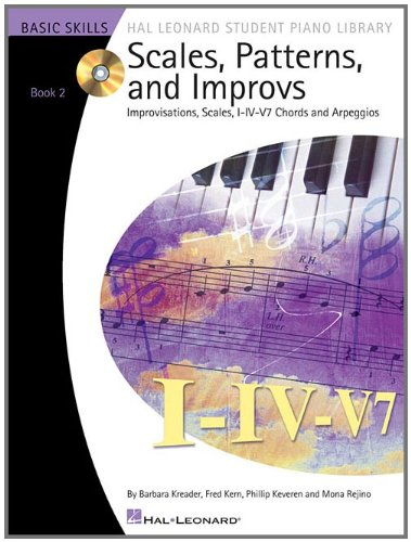 Scales, Patterns and Improvs Improvisations, Scales N/A edition cover