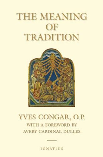 Meaning of Tradition   2004 edition cover