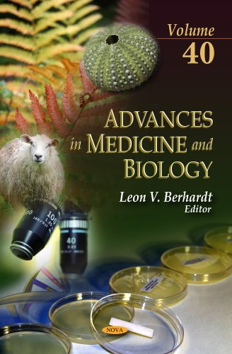 Advances in Medicine and Biology:  2011 edition cover