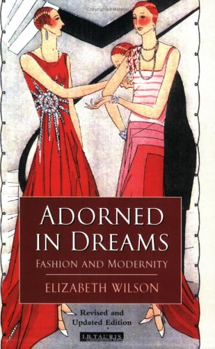 Adorned in Dreams Fashion and Modernity  2003 edition cover