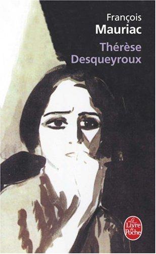 Th�r�se Desqueyroux   1974 edition cover