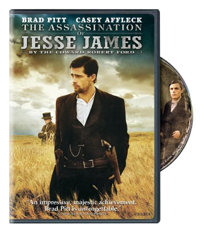 The Assassination of Jesse James by the Coward Robert Ford System.Collections.Generic.List`1[System.String] artwork