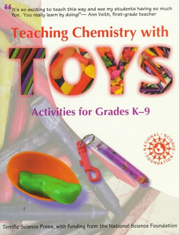 Teaching Chemistry with Toys Activities for Grades K-9  1995 edition cover