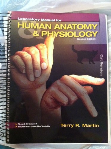 Human Anatomy & Physiology: Cat Version  2012 edition cover