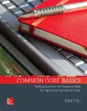 Common Core Basics   2014 9780076575220 Front Cover