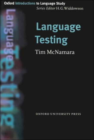 Language Testing   2000 9780194372220 Front Cover