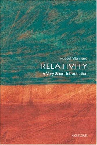 Relativity   2008 edition cover