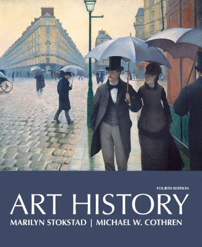 Art History  4th 2011 (Revised) edition cover