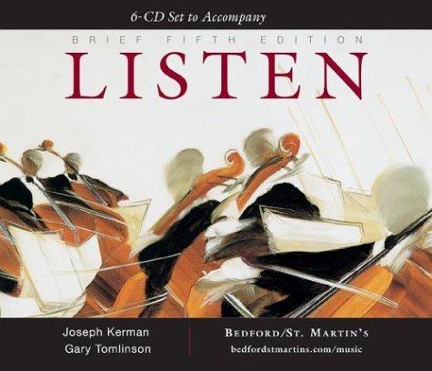 Listen 5th 2004 edition cover