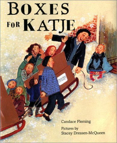 Boxes for Katje   2011 9780374309220 Front Cover