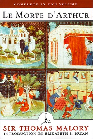 Morte d'Arthur   1999 9780375753220 Front Cover