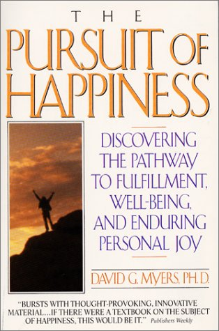 Pursuit of Happiness  Reprint  edition cover