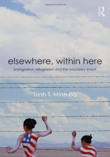 Elsewhere, Within Here Immigration, Refugeeism and the Boundary Event  2010 edition cover