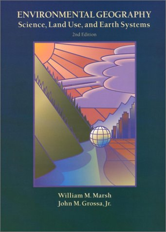 Environmental Geography Science, Land Use and Earth Systems 2nd 2002 edition cover