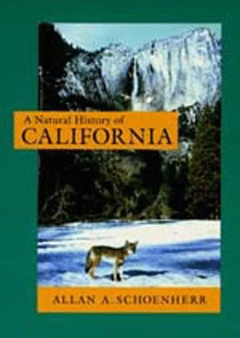 Natural History of California   1992 edition cover