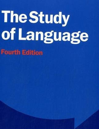 Study of Language  4th 2010 (Revised) edition cover