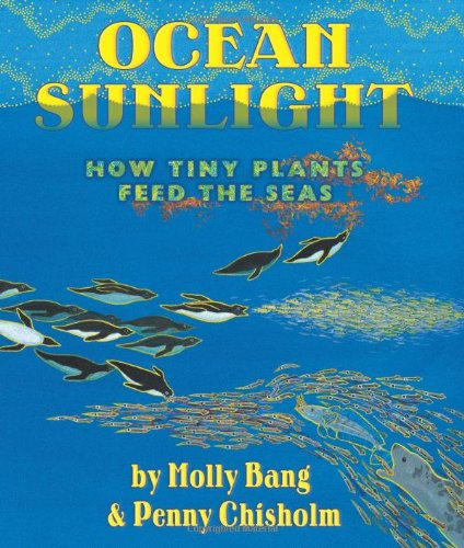 Ocean Sunlight How Tiny Plants Feed the Seas  2012 9780545273220 Front Cover