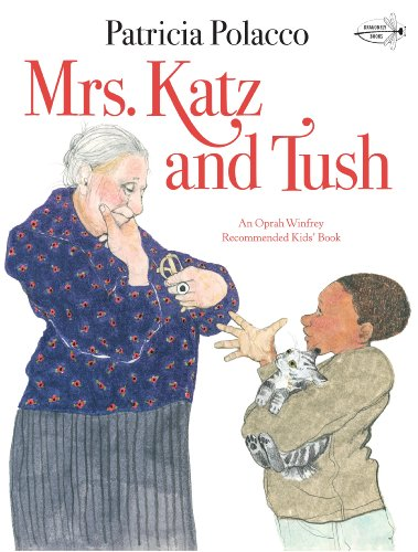 Mrs. Katz and Tush   1992 9780553081220 Front Cover