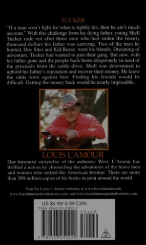 Tucker A Novel  2006 9780553250220 Front Cover