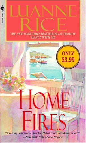 Home Fires A Novel  1995 9780553573220 Front Cover