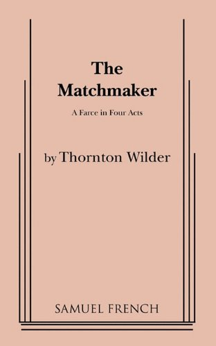 Matchmaker  N/A edition cover
