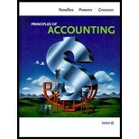 Principles of Accounting 1 to 27 Complete 8th 2002 9780618124220 Front Cover