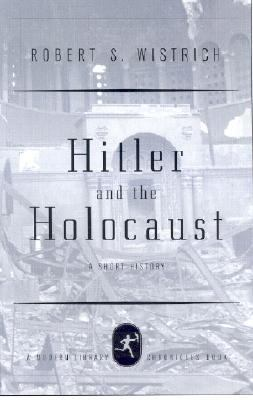 Hitler and the Holocaust A Short History  2001 edition cover
