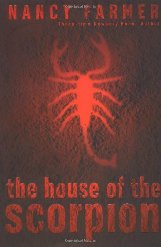House of the Scorpion   2002 edition cover