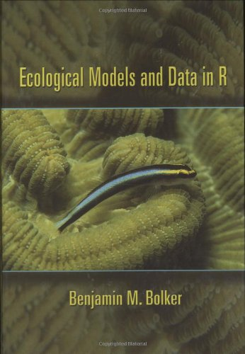 Ecological Models and Data in R   2008 edition cover