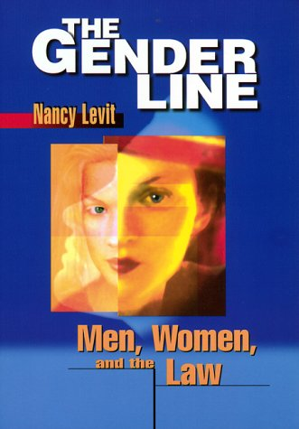 Gender Line Men, Women, and the Law N/A edition cover