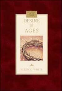 Desire of Ages  N/A 9780816319220 Front Cover