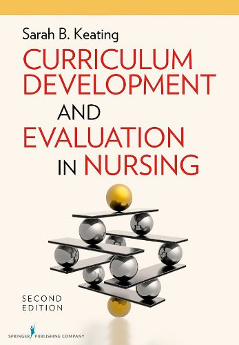 Curriculum Development and Evaluation in Nursing  2nd 2010 edition cover