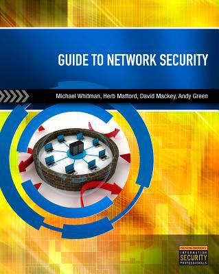 Guide to Network Security   2013 edition cover