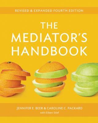 Mediator's Handbook  4th 2012 (Revised) edition cover