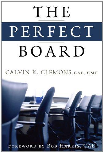 Perfect Board  3rd 2011 edition cover