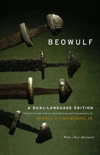 Beowulf A Dual-Language Edition  2006 edition cover
