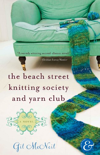 Beach Street Knitting Society and Yarn Club  N/A 9781401341220 Front Cover