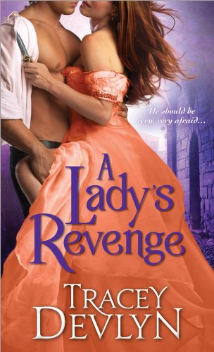 Lady's Revenge  N/A 9781402258220 Front Cover