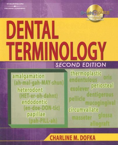 Dental Terminology  2nd 2007 (Revised) edition cover
