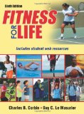Fitness for Life-6th Edition with Web Resources-Cloth  6th edition cover