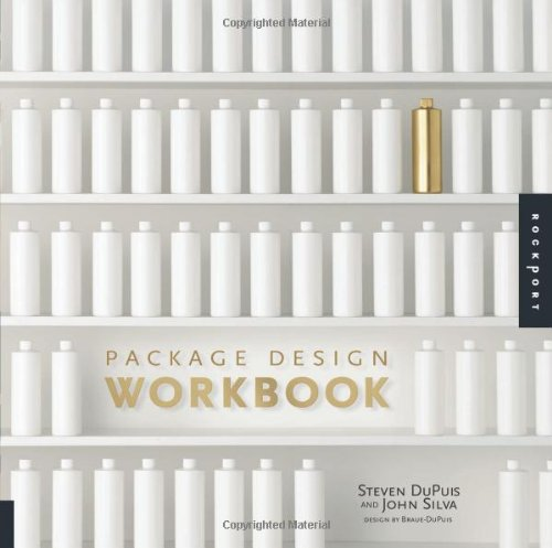 Package Design Workbook The Art and Science of Successful Packaging  2008 edition cover