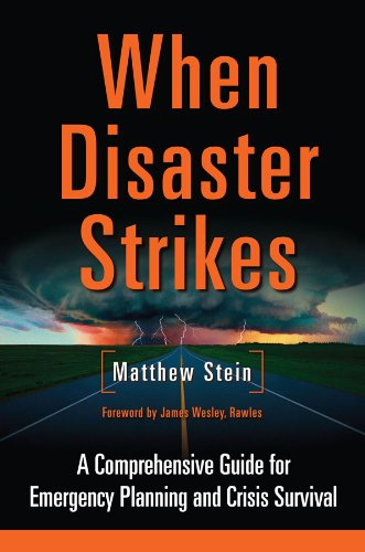 When Disaster Strikes A Comprehensive Guide for Emergency Planning and Crisis Survival  2011 edition cover