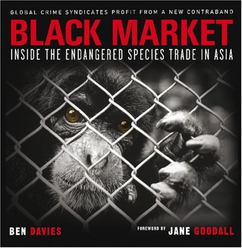 Black Market Inside the Endangered Species Trade in Asia  2005 edition cover