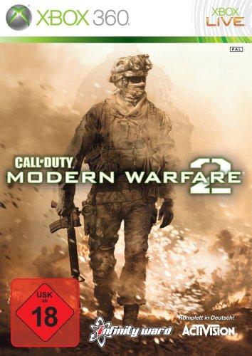Call of Duty: Modern Warfare 2 (Deutsch) Xbox 360 artwork