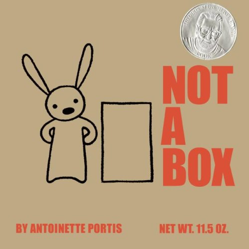 Not a Box   2007 edition cover