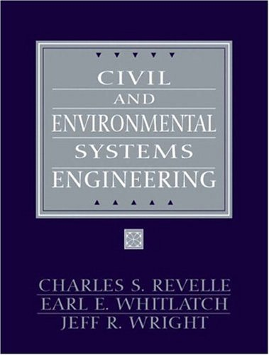 Civil and Environmental Systems Engineering  2nd 2004 (Revised) edition cover